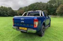 Ford Ranger, rear