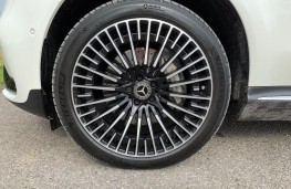 Mercedes EQC, wheel