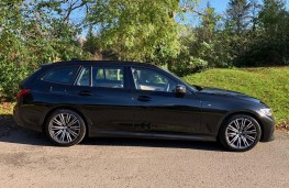BMW 3 Series Touring, side