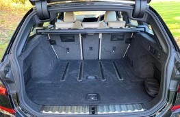 BMW 3 Series Touring, boot
