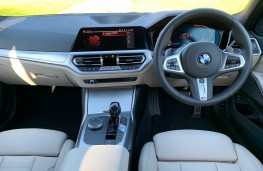 BMW 3 Series Touring, interior