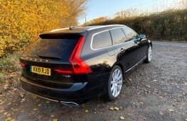 Volvo V90, rear