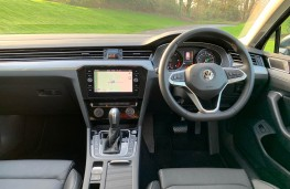 Volkswagen Passat Estate, interior
