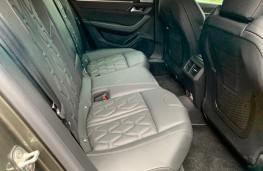 Peugeot 508 SW, rear seats