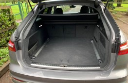 Audi A6 Allroad, boot
