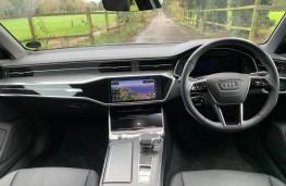 Audi A6 Allroad, interior