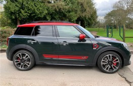 MINI Countryman John Cooper Works, side