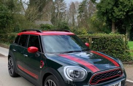 MINI Countryman John Cooper Works, front