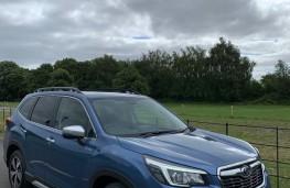 Subaru Forester e-Boxer, front