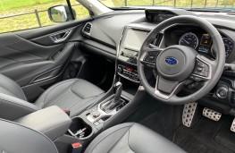 Subaru Forester e-Boxer, interior