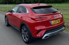 Kia XCeed, rear