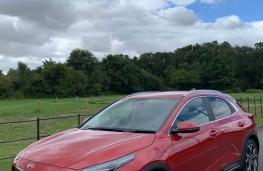 Kia XCeed, front