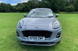 Ford Puma, front
