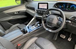 Peugeot 3008 GT, interior