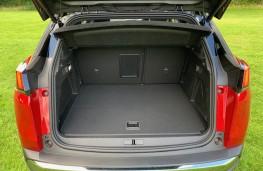 Peugeot 3008 GT, boot