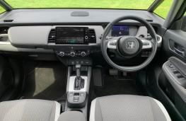 Honda Jazz Crosstar, interior