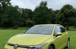 Volkswagen Golf, front