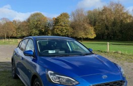 Ford Focus Active X, front