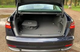 Audi A6 Saloon, boot