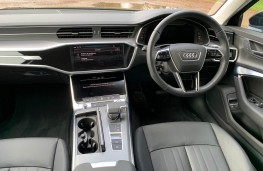 Audi A6 Saloon, interior