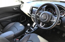 Jeep Compass, interior