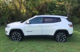 Jeep Compass, side