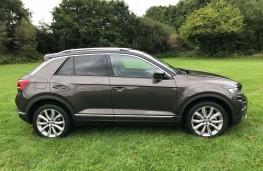Volkswagen T-Roc, side
