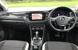 Volkswagen T-Roc, interior