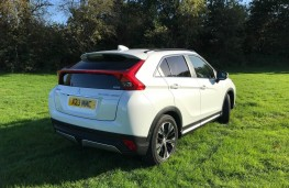 Mitsubishi Eclipse Cross 4, rear