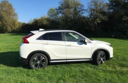 Mitsubishi Eclipse Cross 4, side