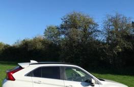 Mitsubishi Eclipse Cross 4, side