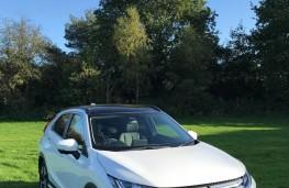 Mitsubishi Eclipse Cross 4, front