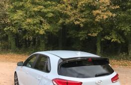 Hyundai i30, rear