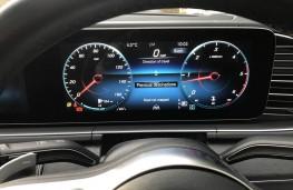 Mercedes Benz GLS-Class, interior