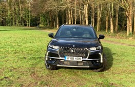 DS 7 Crossback, front