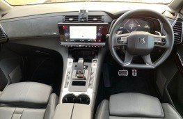 DS 7 Crossback, interior