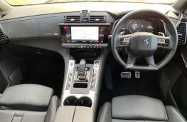 DS 7 Crossback, interior