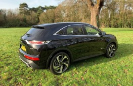 DS 7 Crossback, rear