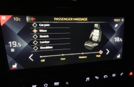 DS 7 Crossback, display