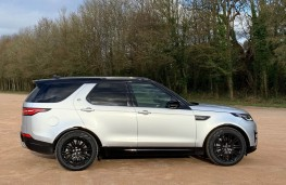 Land Rover Discovery, side