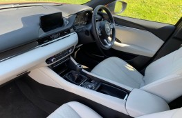 Mazda6 Tourer, interior