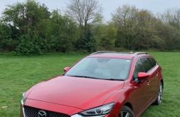 Mazda6 Tourer, front