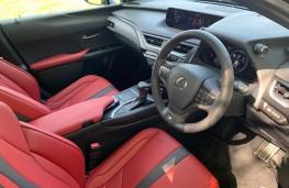 Lexus UX, interior
