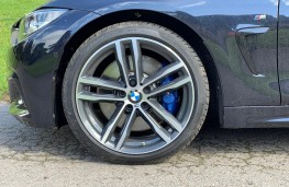 BMW 4 Series Gran Coupe, wheel