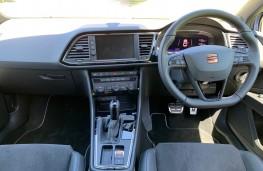 SEAT Leon Cupra, interior