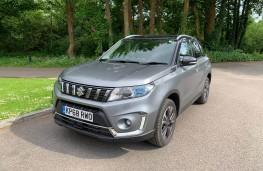 Suzuki Vitara, front