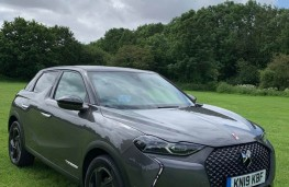DS 3 Crossback, front