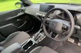 DS 3 Crossback, interior