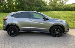 Honda HR-V Sport, side