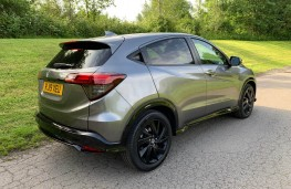 Honda HR-V Sport, rear